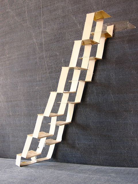 alternating tread stairs - side view | MLSuite | Pinterest ...