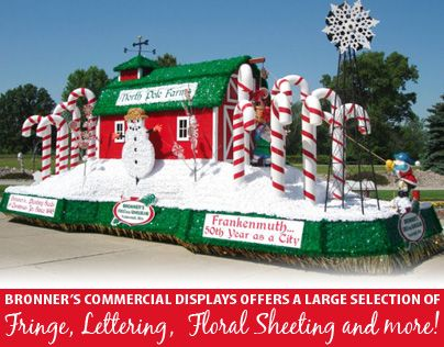 Create an impact for your organization in the next parade by using professional grade float- & 44 best Christmas float ideas images on Pinterest | Christmas ideas ...