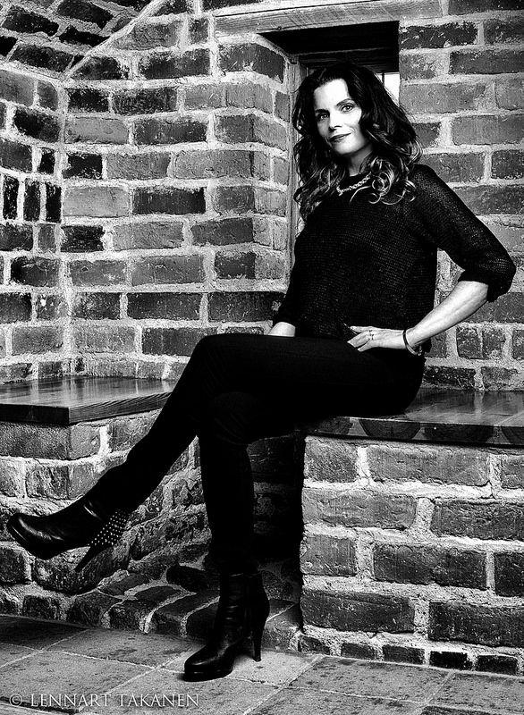 Me at castle photography Lennart Takanen