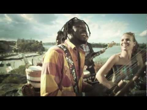 Jangfata with Sousou & Maher Cissoko feat. Timbuktu from the album Stockholm-Dakar.