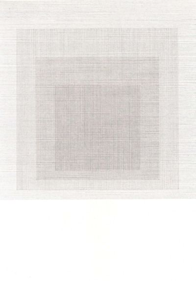 "blueberrymodern: "" "" Károly Keserü - Untitled 2012, Graphite on Paper, "" """