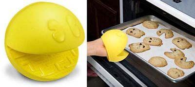 Γάντι φούρνου Pac-Man