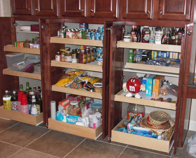 13 best images about ideas for the house on pinterest for Best pantry shelving system