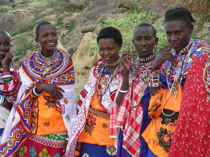 South African Zulu Tribe Clothing Inspires Images Of Rich Colors And Ceremonial Dress But The