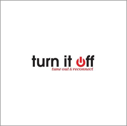 Turn It Off Logo by Alix Suckstorf, via Behance