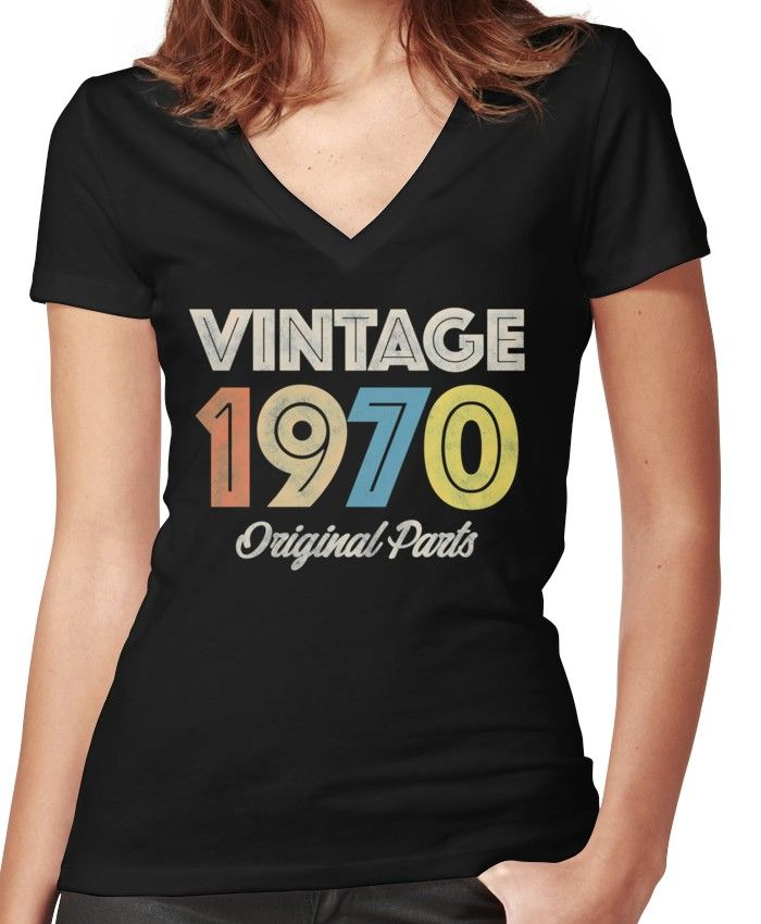 50 Never Looked So Good Birthday Joke Fifty 50th Party Gift Men/'s V-Neck T-Shirt