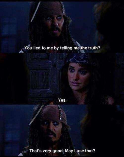 Jack sparow! Pirates of
