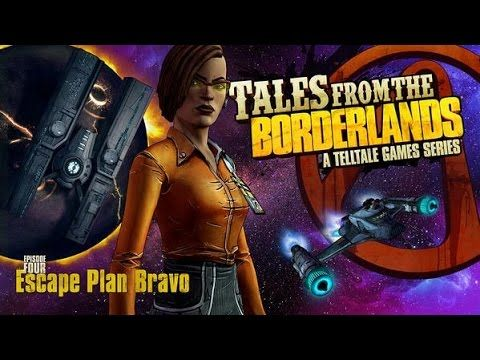 PLAN DE HUIDA BRAVO | Tales from the Borderlands (Episodio 4) #1
