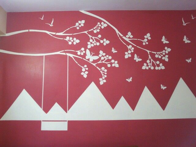 217 best images about asian paints stencils textures wall covering on pinterest colour - Oriental stencils for walls ...