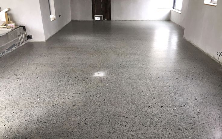 POLISHED CONCRETE FLOORS - ALL THE RAGE IN 2017!