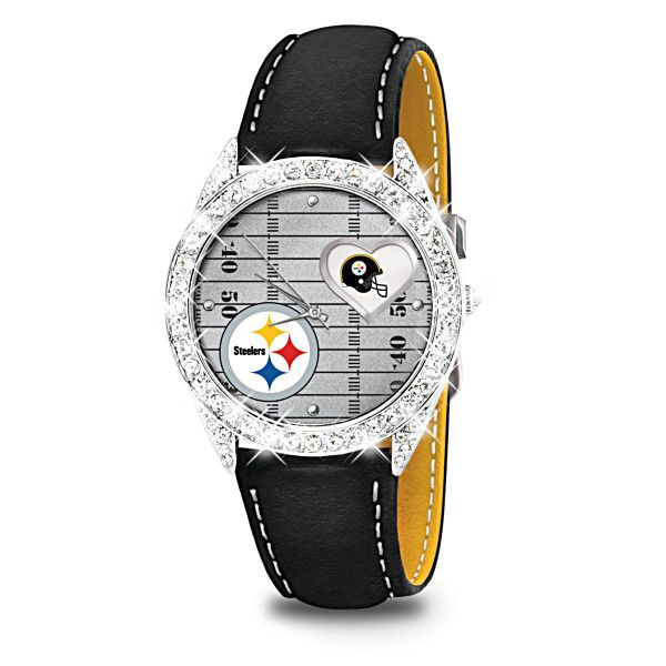 Pittsburgh Steelers Watches & Jewelry - SportsUnlimited.com