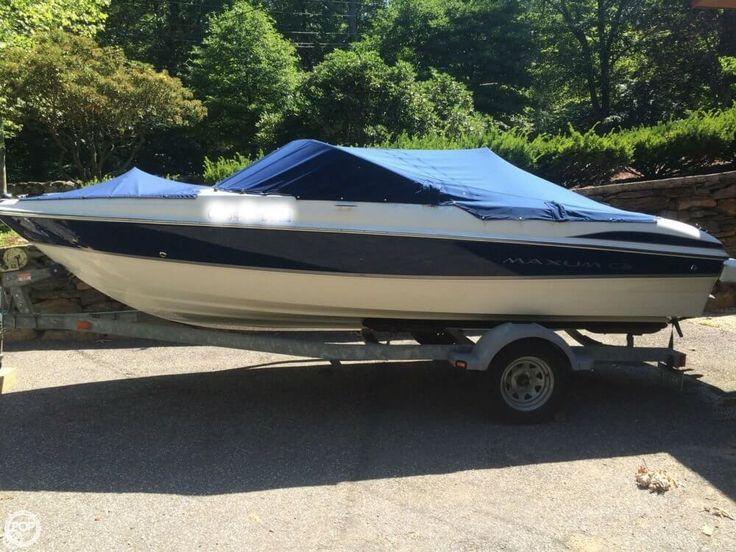 Used 2008 Maxum 1800 Sr3, Stratford, Ct - 06614 - BoatTrader.com