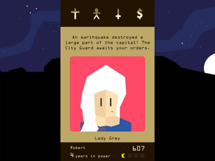 Reigns v1.0 build 19 Apk Mod  Data http://www.faridgames.tk/2016/12/reigns-v10-build-19-apk-mod-data.html