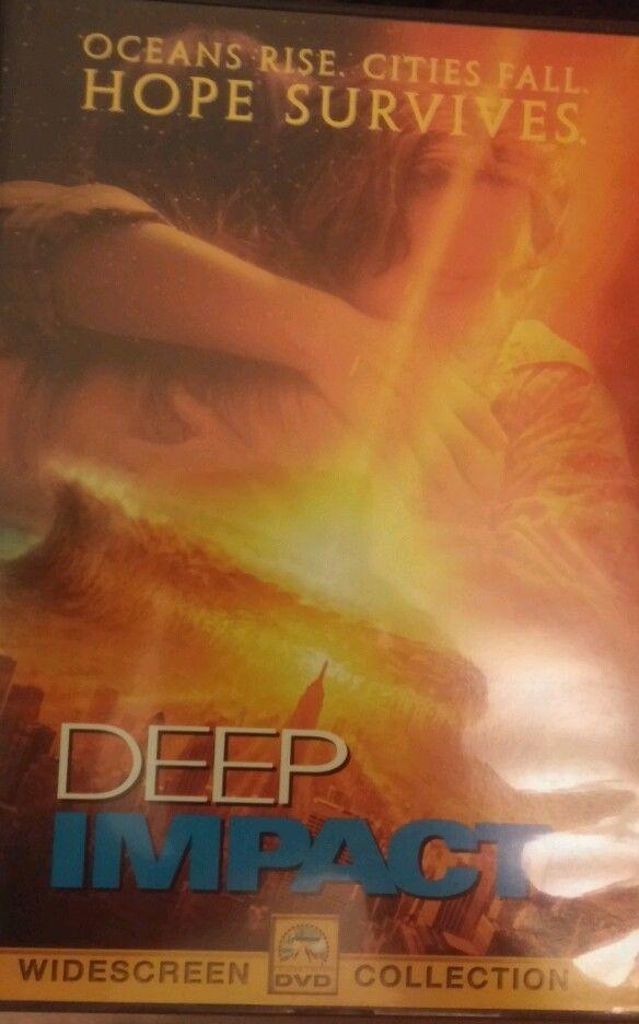Deep Impact (DVD, 1998) in DVDs & Blu-ray Discs   eBay