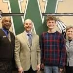 "WHS sophomore receives scholarship to attend leadership conference  According to the HOBY website, the program allows sophomores to ""recognize their leadership talents and apply them in becoming effective, ethical leaders in their home, school, workplace, and community. Students attend three or four-day seminars and ... http://www.waxahachietx.com/news/20161115/whs-sophomore-receives-scholarship-to-attend-leadership-conference"