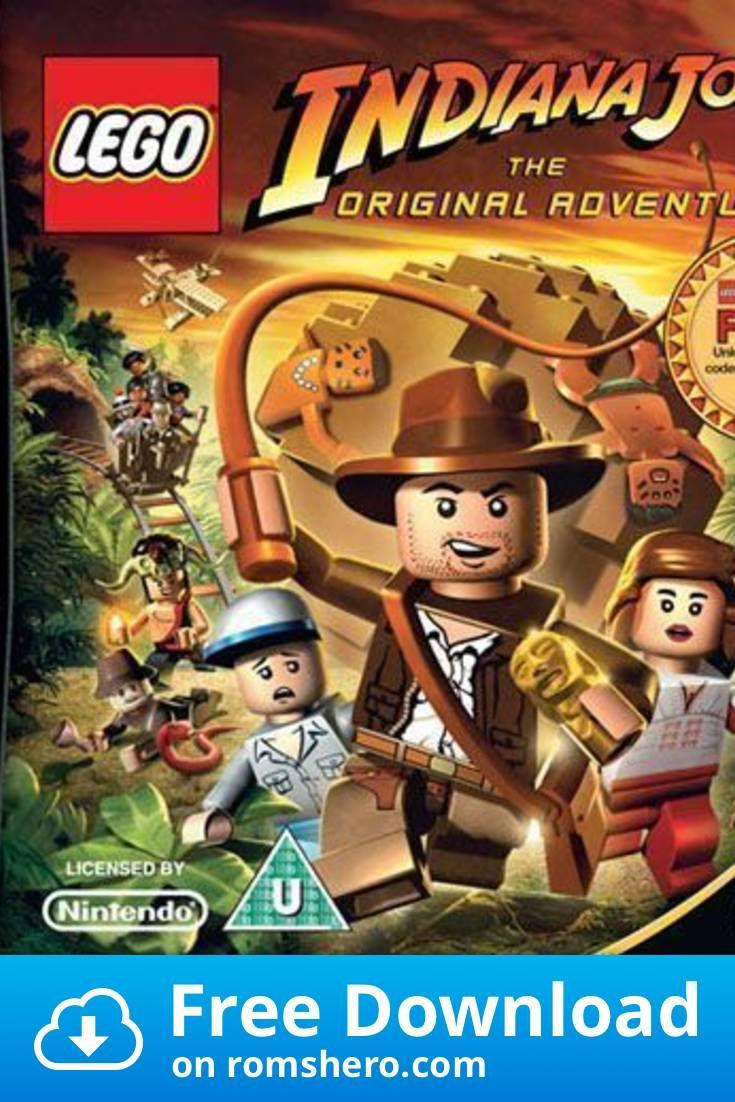 Indiana Jones 2 Lego
