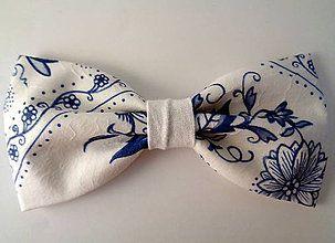 Modranský motýlik / Handmade bowtie