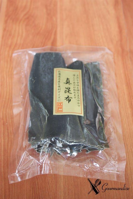 Kombu (japanese seaweed)