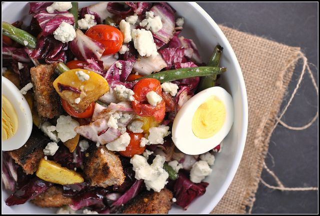 grilled vegetable panzanella | Life is Just a Bowl of Salad | Pintere ...