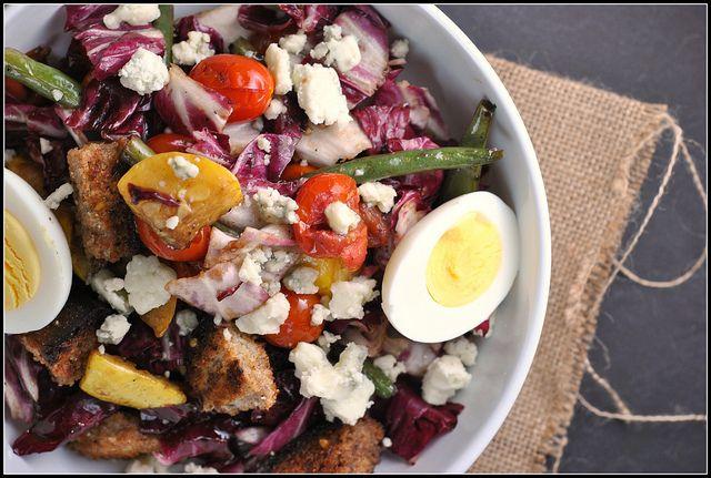 Grilled Vegetable Panzanella | Recipe | Grilled Vegetables, Vegetables ...