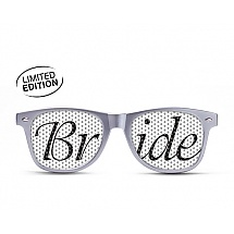 Limited Edition Bride Glasses - Love this! #Promovizion
