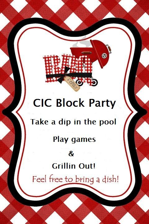 13 best Summer Party images on Pinterest Summer parties, Bbq ideas - best of invitation letter sample cic