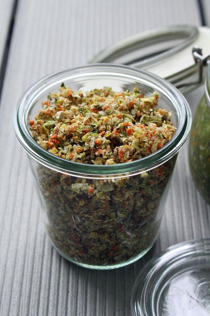 Gemüsebrühe selber machen ohne Zucker und Hefe – 3 Möglichkeiten | Projekt: Gesund leben | Clean Eating, Fitness & Entspannung
