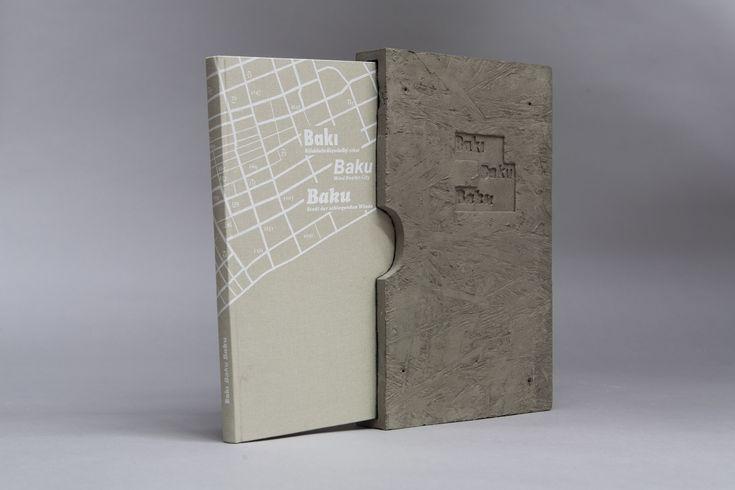 Concrete Slipcase / Book / Process / Design