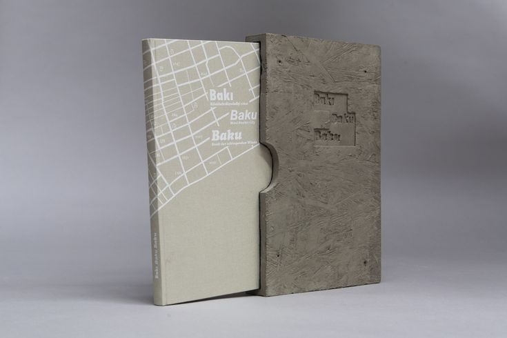Concrete Slipcase / Book / Process / Design