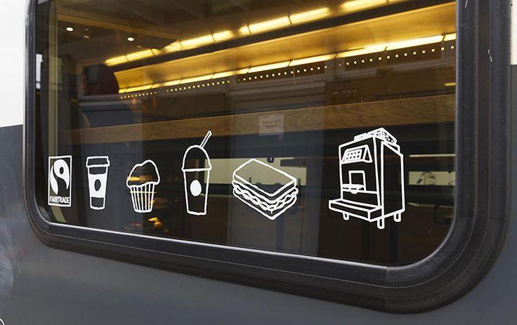 6   This Train Is Hiding A Full Starbucks Store Inside   Co.Design   business + design