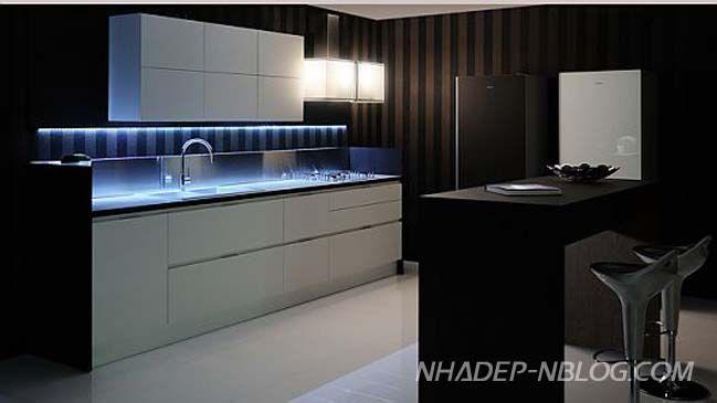 Thiết kế nội thất nhà bếp!