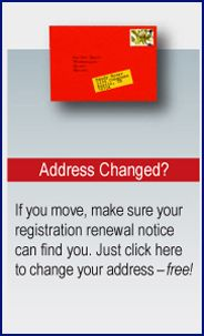 Texas Vehicle Registration - Still in Texas but need to change your address. #texasvehicleregistration #movedtotexas #pepathomas