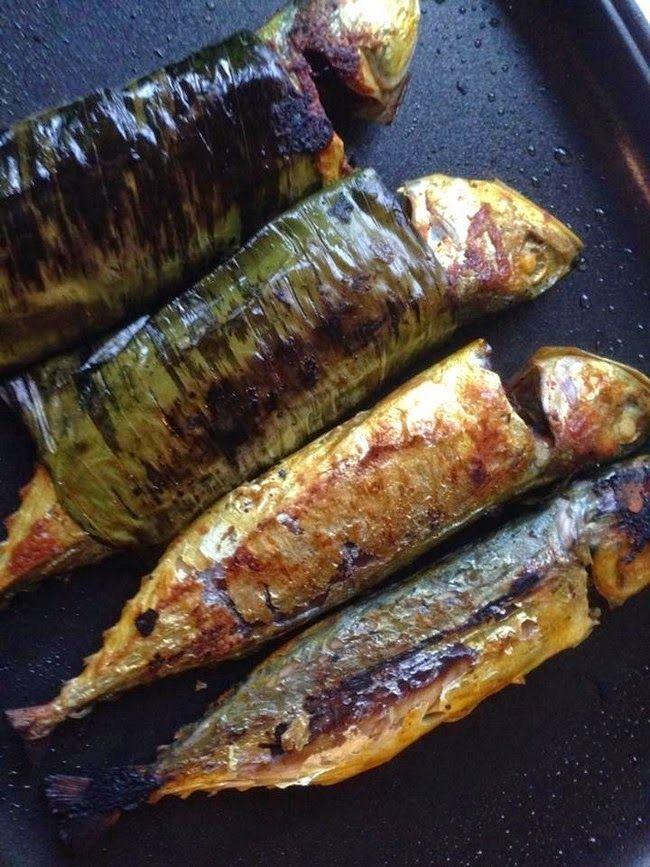 Azie Kitchen: Ikan Bakar