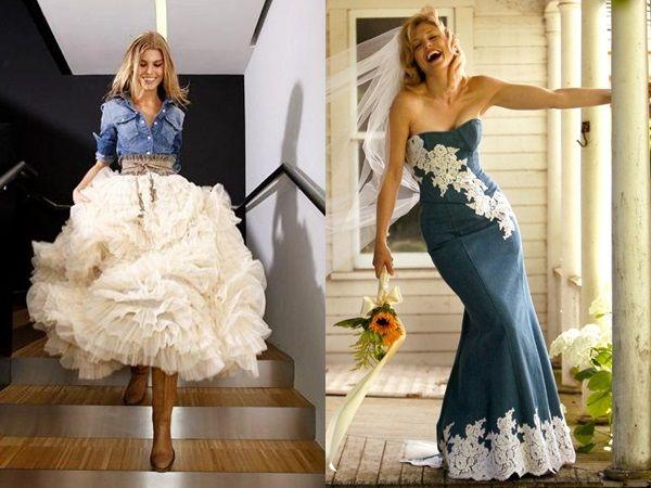 Best 25 Simple Wedding Gowns Ideas On Pinterest: Best 25+ Denim Wedding Dresses Ideas On Pinterest
