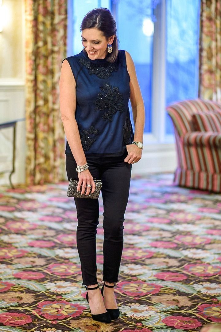 Cool 36 Fabulous Outfit Ideas For Women Over 40 Years Http Klambeni Com 2019 03 18 36 Fabulous Outfit Ideas For Women Over 40 Outfits Eve Outfit Party Outfit