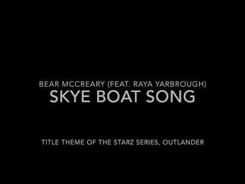Theme based on Scottish folk song recalling the escape of Prince Charles Edward Stuart from Uist to the Isle of Skye after his defeat at the Battle of Culloden in 1746.