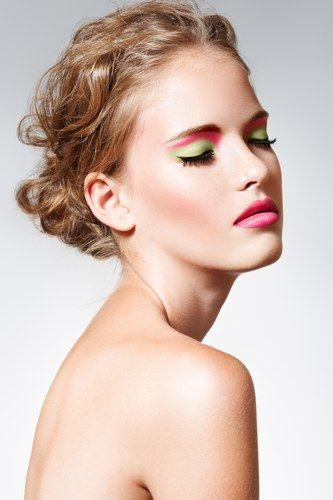 Intrygujący makijaż!