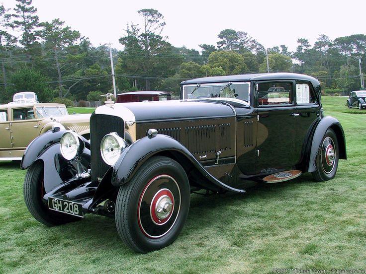 1928 Bentley Speed 6