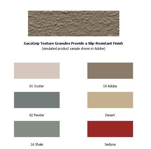 Best Gaco Color Choices For Upper Deck Surface Coating 640 x 480