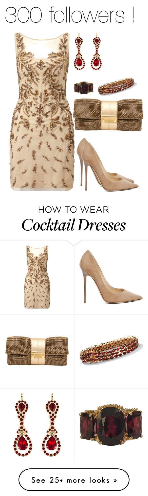 """Untitled #653"" by ice1801 on Polyvore featuring Aidan Mattox, Joanna Maxham, Jimmy Choo, Givenchy, Christina Addison and Palm Beach Jewelry"