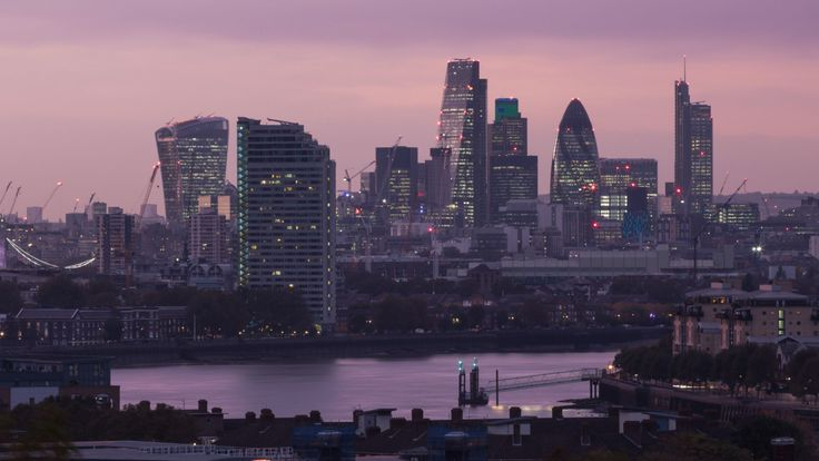 EU agencies will relocate to Paris and Amsterdam in first Brexit shift  More than a thousand jobs will leave London, and tens of thousands of researchers will be diverted away from the UK.    LONDON, ENGLAND - OCTOBER 27: A general view of the London Skyline on October 27, 2016 in London, England. (Photo by Dan Kitwood/Getty Images)