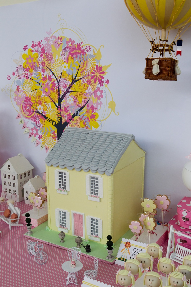 99 Best Dolls House Party Images On Pinterest House Party Doll