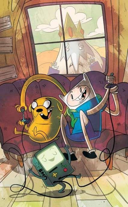 Tattoo Animal Cartoon Adventure Time 65+ Ideas – tattoo.