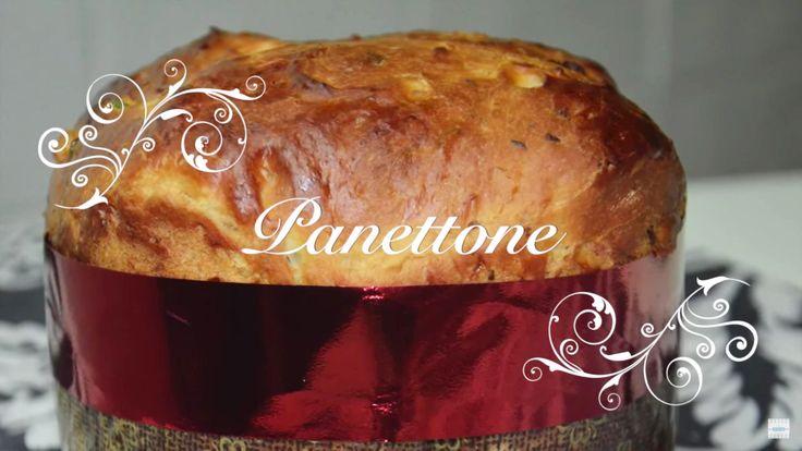 Panettone con Thermomix: El Panettone es un postre Típico Navideño, es ideal para una merienda en familia y puede tomarse en cualquier época del año.