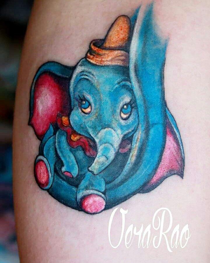Dubbi tattoo Vera Rao