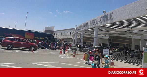 Incorporan a Tacna y Arica a organización de ciudades fronterizas - Diario Correo