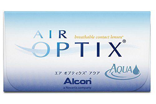 Air Optix Aqua Monatslinsen weich, 3 St�ck / BC 8.6 mm / DIA 14.2 mm / -1.75 Dioptrien