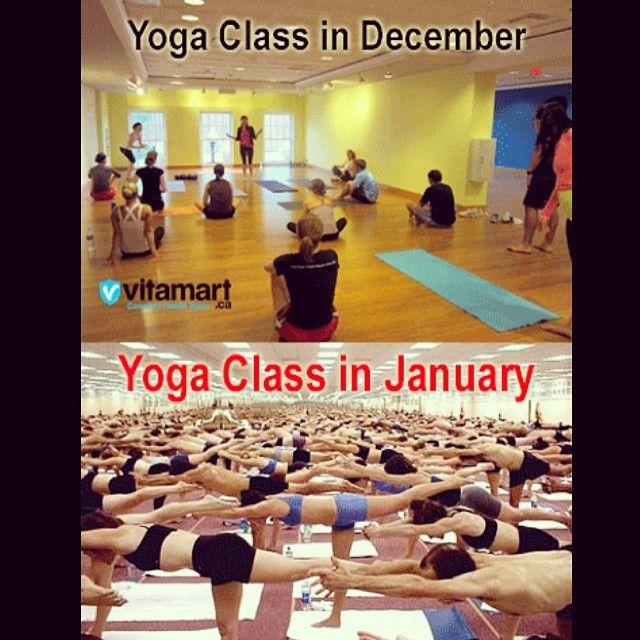 Any predictions? :) #yoga #newyearsresolutions #newyearsrush #fitnessgoals #sweat #fit #flexible #healthy #yogamat #2014 www.vitamart.ca Follow us on: http://instagram.com/vitamart