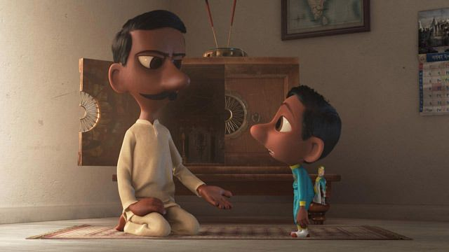 The Academy has revealed the 10 animated short films that will contend for Oscar nominations this year