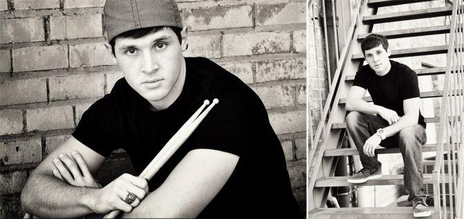 senior pictures for drummers | Stephen Plaisance | Senior | Denham Springs High School